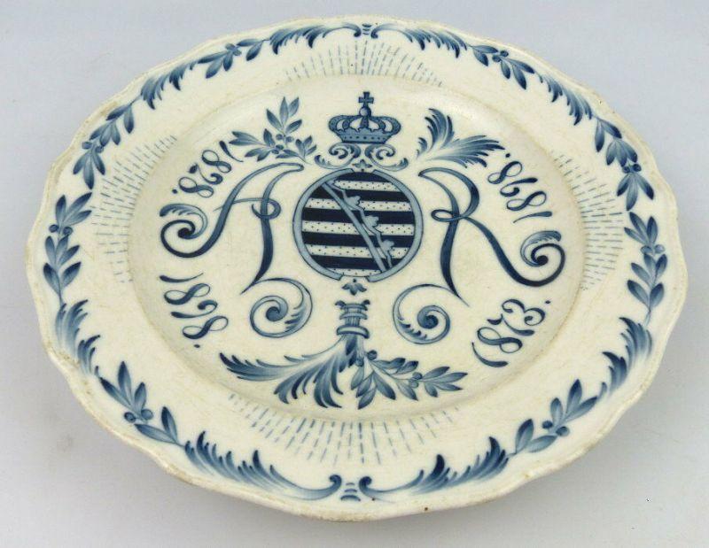 Meissen Regimentsteller Sachsen, 1. Wahl (so087)