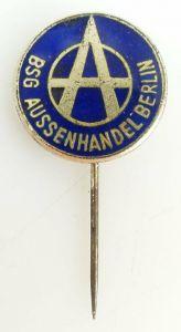 Ehrennadel Fußball BSG Aussenhandel Berlin
