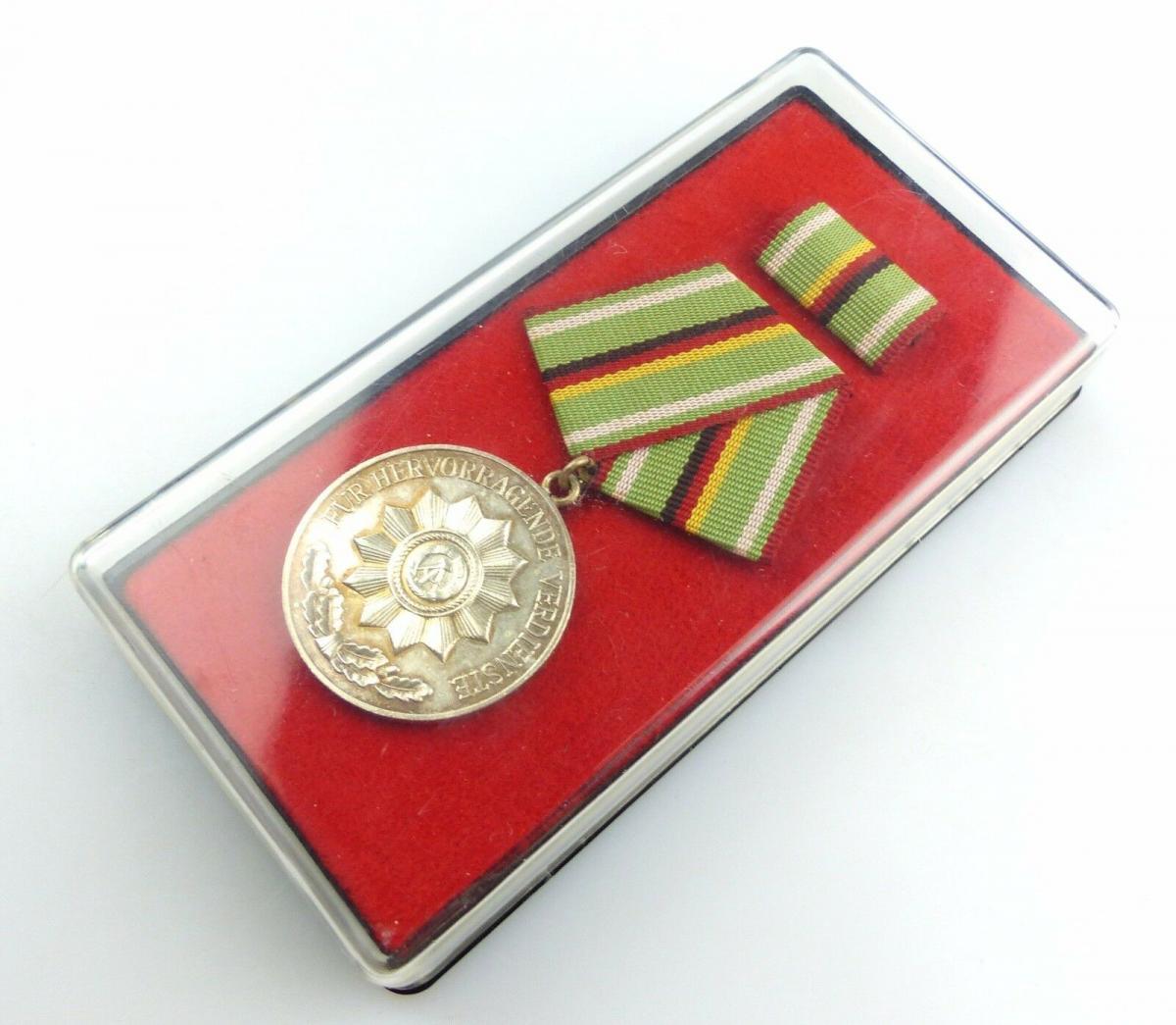 #e5593 Verdienstmedaille der Organe des MdI in Silber vgl. Band I Nr. 212 a