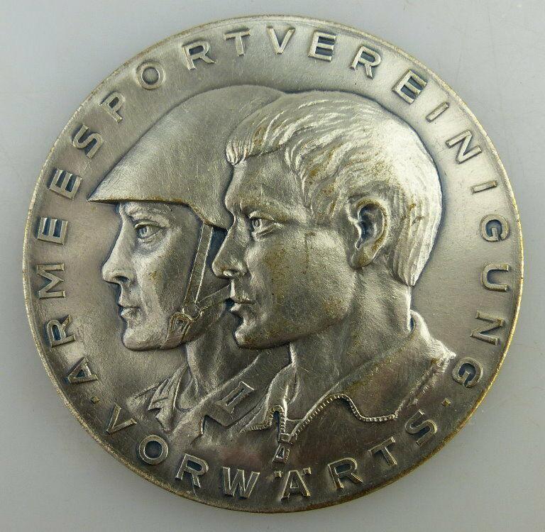Medaille Armeesportvereinigung Vorwärts ASV DTSB DDR, Orden1700