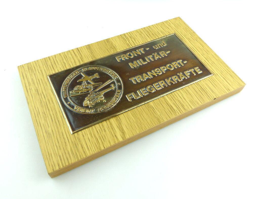 #e4353 Waffenbrüderschaft Front- und Militär- Transport - Fliegerkräfte Schild