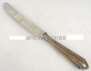 Altes Messer in 800 (Ag) Silber Modell Friederike, Bremer Silberwarenfabrik