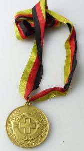 Medaille : Bezirkswettkampf Deutsches Rotes Kreuz DDR / r333