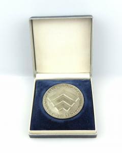 #e4389 Medaille: Anerkennung für vorbildliche Ordnung, Sicherheit & Disziplin