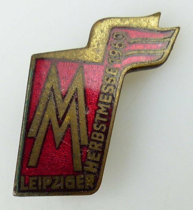 Abzeichen Leipziger Herbstmesse 1960 Orden1037 0