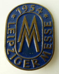 Abzeichen: Leipziger Messe 1954 Orden1026