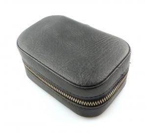 E9992 Schwarze Tasche für zB Carl Zeiss Jena Monokular 8x30 und 6x30