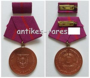 DDR Medaille Zivilverteidigung in Bronze
