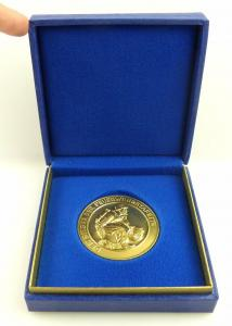 Medaille: Dem Sieger der Feuerwehrstafette Feuerwehrkampfsport e1599