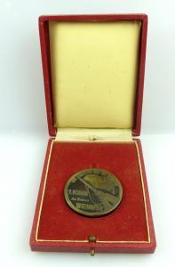 Medaille: 20 Jahre Kampfgruppen der Arbeiterklasse 1.KGH Kreis Weimar e1598