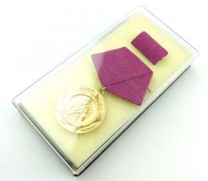 #e3797 Medaille für Verdienste im Brandschutz, vgl. Band I Nr. 223 a 1968 - 87