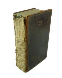 #e8441 Buch: Katechismus der christlichen Lehre Königreich Hannover 1844