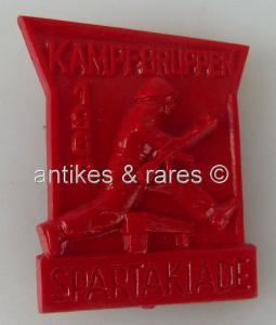 Abzeichen Kampfgruppen Spartakiade 1969 (Orden777)