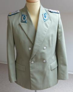 #e2140 Uniform Gala Jacke eines Oberstleutnant der Luftsreitkräfte der DDR k48