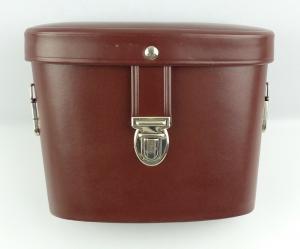 E10998 Braune Fernglastasche Köcher für Fernglas Größe 6x30 8x30