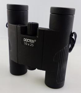 D0006 Docter Fernglas 10x25 Seriennr K2100227