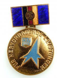 Medaille für hervorragende Leistungen, Messen der Meister von morgen FDJ e1772