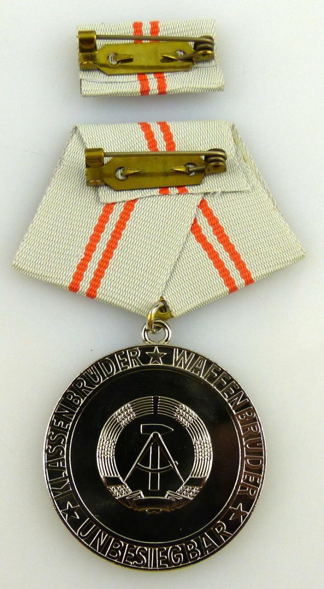 Medaille der Waffenbrüderschaft in Silber, vgl. Band I Nr. 209, Orden2392 2