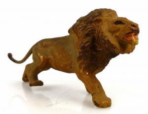 Altes Masse Lineol Tier Löwe