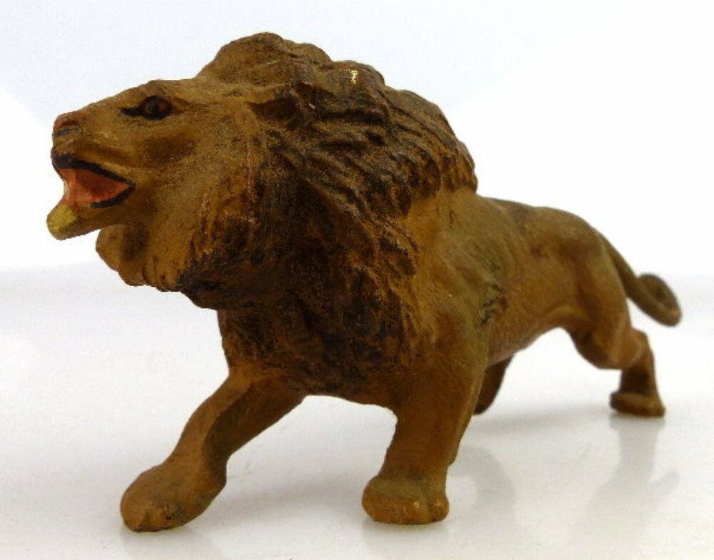 Altes Masse Lineol Tier Löwe 1
