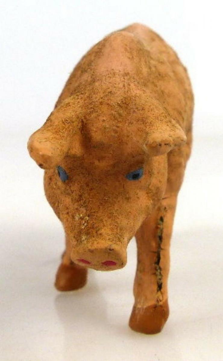Altes Masse Lineol Tier Hausschwein Schwein 2