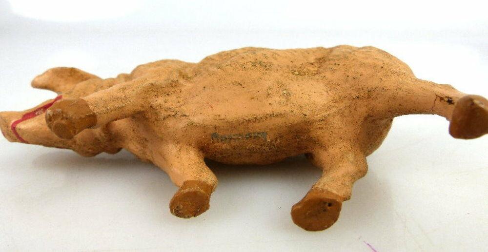 Altes Masse Lineol Tier Hausschwein Schwein 4