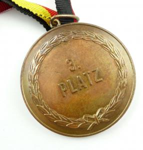 #e8374 DDR Medaille III. Deutsches Turn- und Sportfest DTSB Leipzig 1959