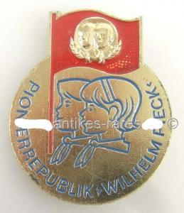 DDR Medaille Pionierrepublik Wilhelm Pieck (Orden131)