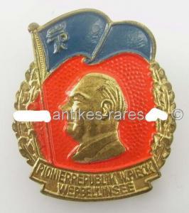 DDR Medaille Pionierrepublik Wilhelm Pieck