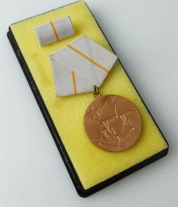 Medaille der Waffenbrüderschaft VGL Band I Nr.210 a  r261