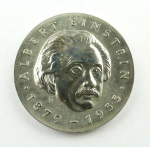 E11285 5 Mark DDR 1979 Albert Einstein 1879-1955