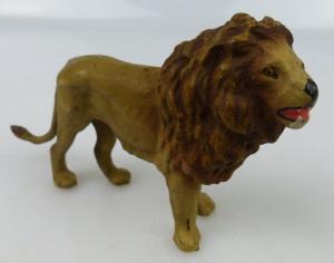 Altes Lineol Tier Löwe (linol154)