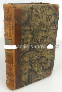 Rollins römische Historie 1.Teil Erbauung der Stadt Rom, 1759 SELTEN