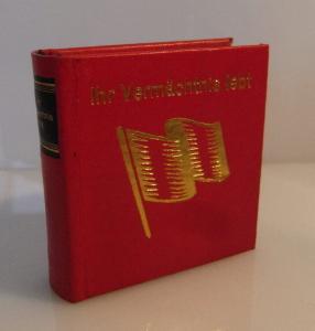 Minibuch: Ihr Vermächtnis lebt Verlag Zeit im Bild Dresden 1982 bu0062