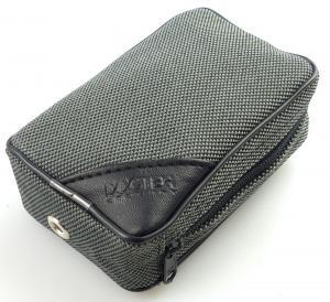 B46 Kleine Docter Germany Tasche für Kompakt Ferngläser schwarz grau