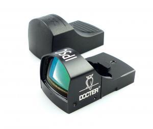 B82 Docter Sight Reflexvisier Rotpunkt IPSC 7.0 mit Kappe