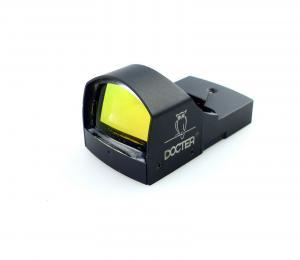 B80 Docter Sight Reflexvisier Rotpunkt 7.0 ohne Kappe