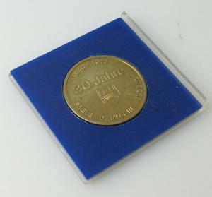 Medaille 30 Jahre FDJ Freie Deutsche Jugend DDR  r424