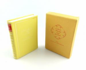 #e4368 Minibuch: Colberts Märchen nach der Mode ein kleines Erotikon H. Zander