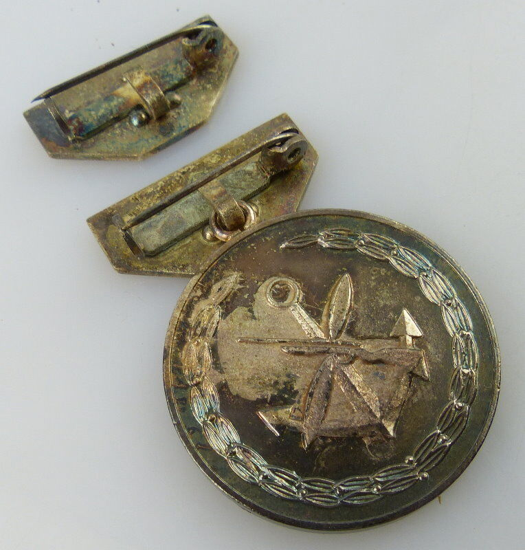 Band I Nr Medaille der Waffenbrüderschaft in Silber vgl 209 Orden2392