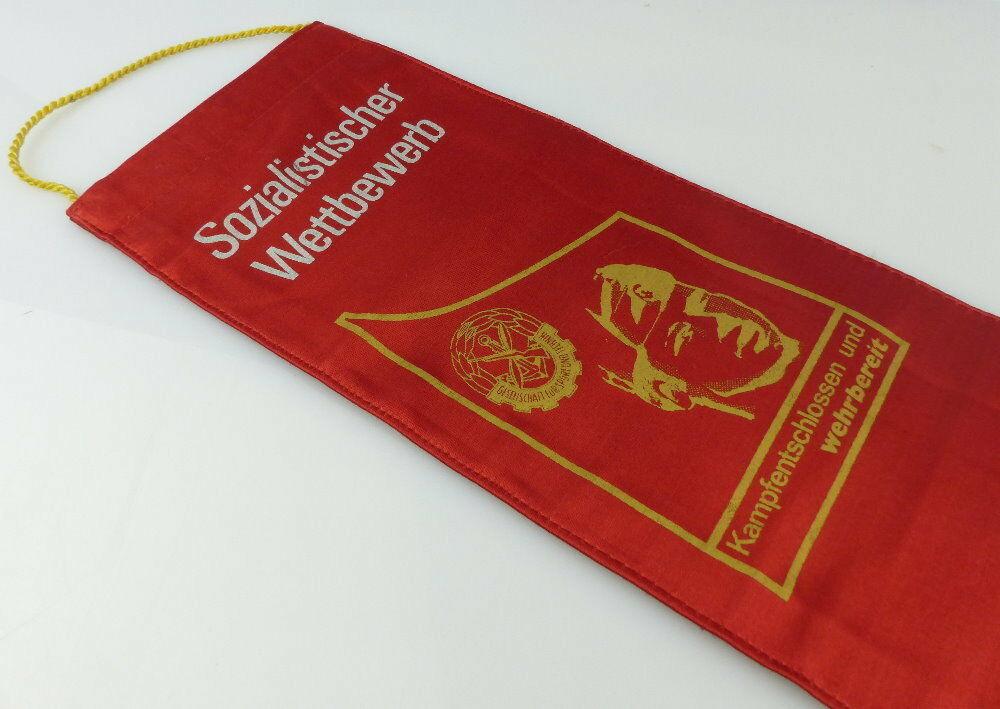 Fahnenschleife: GST Soz. Wettbewerb Ausbildungsjahr 1979/80 Beste Hun, Orden2817 2