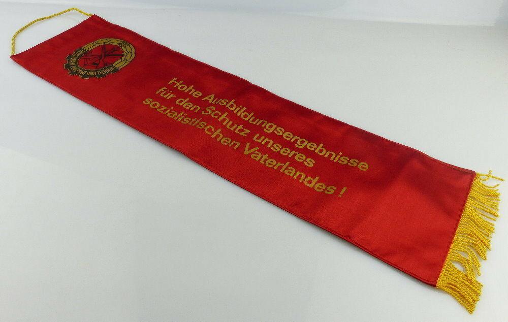 Fahnenschleife: GST Soz. Wettbewerb Ausbildungsjahr 1979/80 Beste Hun, Orden2817 3