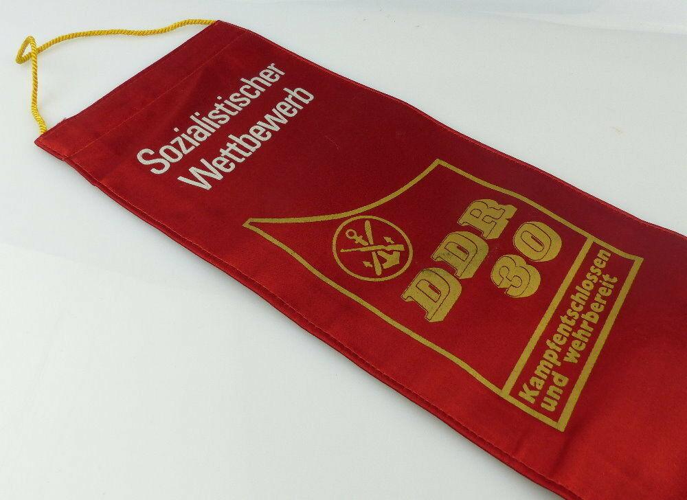 Fahnenschleife GST Soz. Wettbewerb Ausbildungsjahr 1978/79 Beste Hun, Orden2816 2