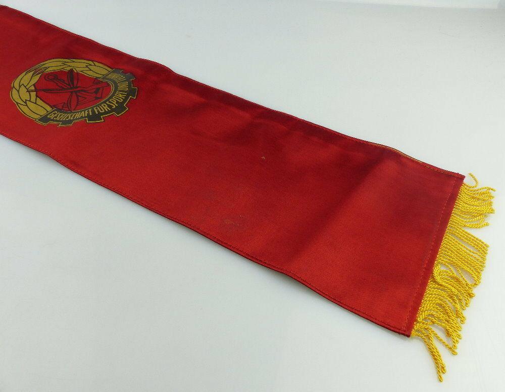 Fahnenschleife GST Soz. Wettbewerb Ausbildungsjahr 1978/79 Beste Hun, Orden2816 4