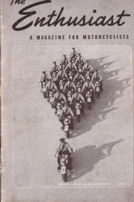Harley-Davidson Enthusiast 1950 : 3