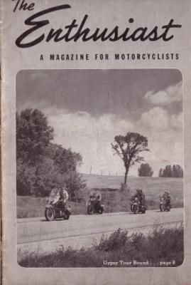 Harley-Davidson Enthusiast 1950 : 8