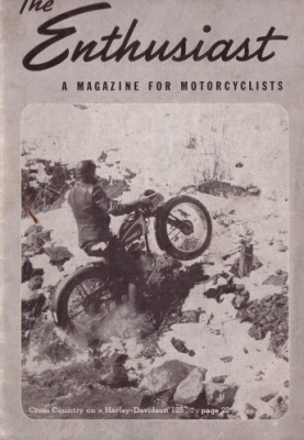 Harley-Davidson Enthusiast 1950 : 2