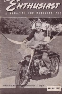 Harley-Davidson Enthusiast 1952 : 11