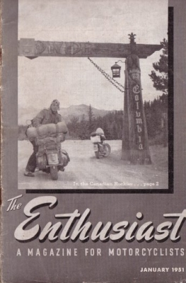 Harley-Davidson Enthusiast 1951 : 1