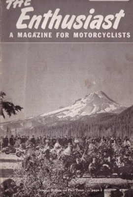 Harley-Davidson Enthusiast 1955 : 1